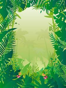 Jungle Background | Evan's Jungle Baby Shower | Pinterest ...