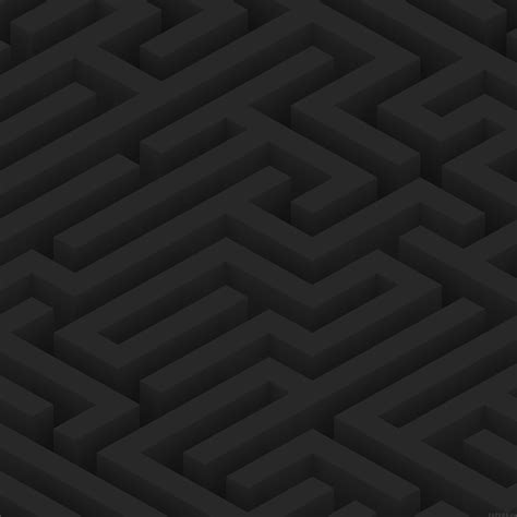 FREEIOS7   ve67-maze-art-dark-abstract-patterns - parallax