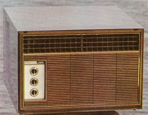 vintage room air conditioners thomas edison room air conditioners