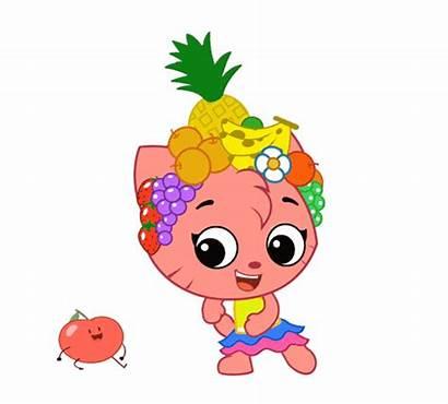 Playkids Miranda Giphy Carmen Dancing Fruit Children