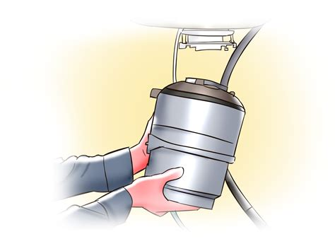 how to remove garbage disposal from sink how to remove a garbage disposal 32 easy steps wikihow