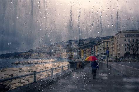 fine art photography series captures  beauty  rainy days