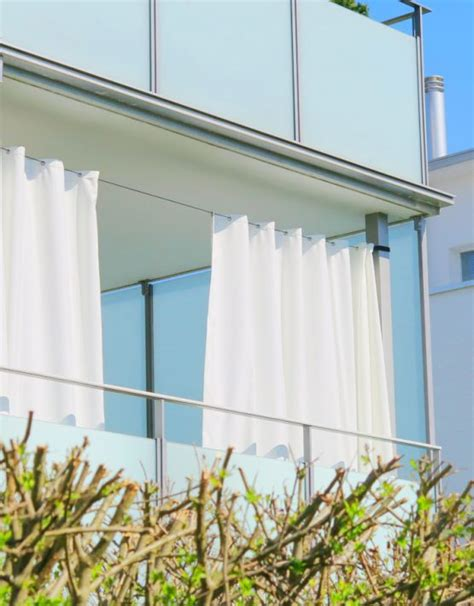 alternative zu ikea outdoor vorhang santorini fertigvorhang weiss vorhangbox ch