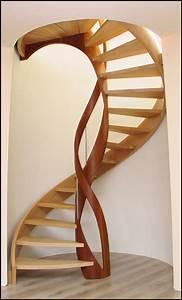 Escalier En Colimaçon : mev sprl escalier en bois sur mesure galerie de photos ~ Mglfilm.com Idées de Décoration