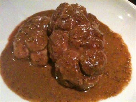 comment cuisiner des rognons de veau rognon de bœuf entier sauce moutarde