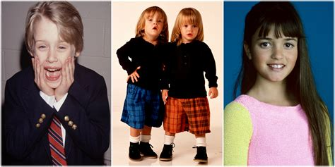 Beloved Child Stars Where Are They Now  Famous Child