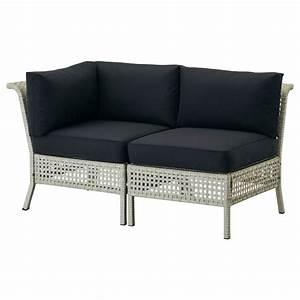 Möbel De Sofa : kungsholmen kungs 2er sofa au en hellgrau schwarz jetzt bestellen unter https moebel ~ Eleganceandgraceweddings.com Haus und Dekorationen
