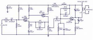 Help To Understand Simple Fm Walkie Talkie Circuit Diagram