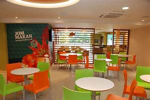 Pan-Asian Fast Food Restaurant, Loughborough University SU