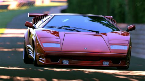Lamborghini Countach 1080p Wallpaper, Picture, Image