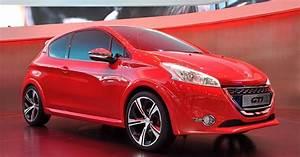Peugeot 208 Gti Prix : peugeot 208 gti concept sacr num ro ~ Medecine-chirurgie-esthetiques.com Avis de Voitures