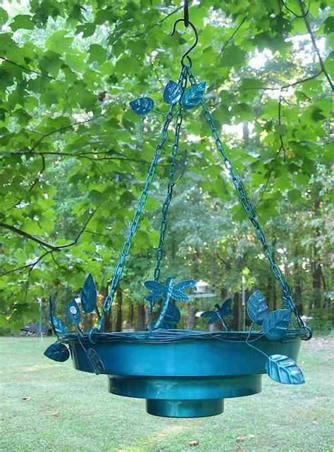 solar fountain bird bath deck mountground  birdhouse