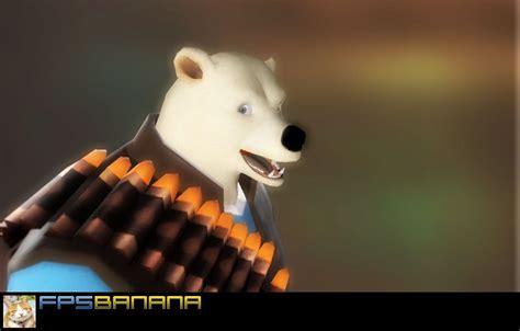 heavy bear full set team fortress  skin mods