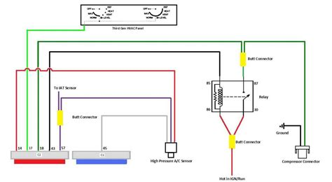 Gm A C Compressor Wiring Diagram by Ls A C Question Third Generation F Message Boards