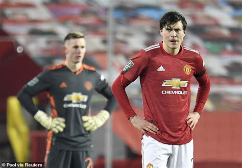 ANOTHER semi-final loss for Manchester United... how can ...