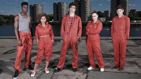 Misfits US remake gets a cast and a pilot order from ...