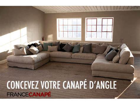 canape u un canapé en u design pour votre salon canapé