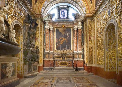 la co cath 233 drale st jean la valette malte la chapelle d flickr