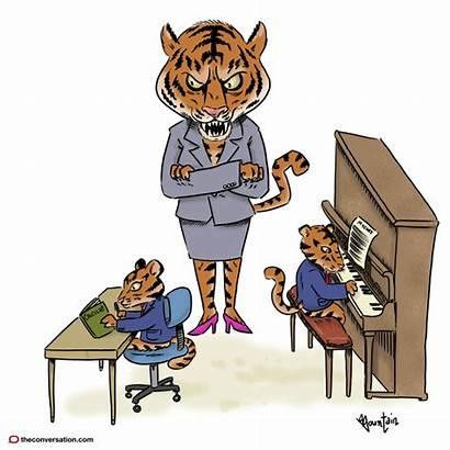 Tiger Parents Parenting Children Range Styles Pros