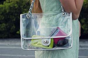 Clear Clutch Designer Tenbags Com Clear Purse
