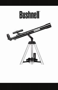 Bushnell Telescope 181561 User Guide