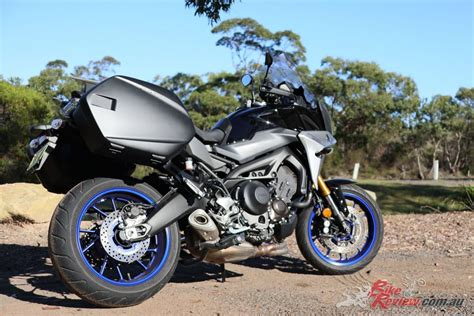 yamaha tracer  gt  bike review