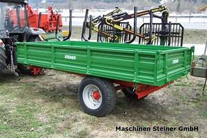 Traktor Anhänger Gebraucht 3t : steiner einachsanh nger 3 seitenkipper 3t 4t ~ Jslefanu.com Haus und Dekorationen