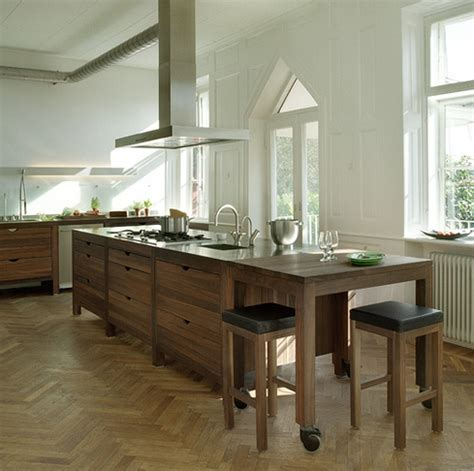Style And Design  Free Standing Kitchens