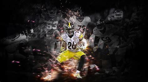 Pittsburgh Steelers Desktop Background Nice Le Veon Bell Wallpaper