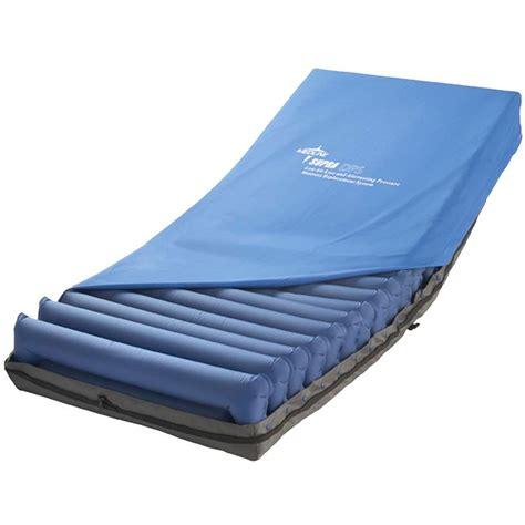 low air loss mattress medline supra dps low air loss therapy mattress