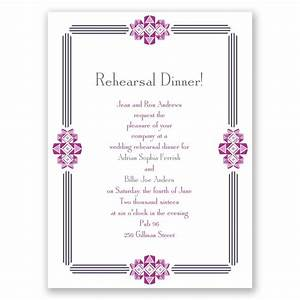rehearsal dinner invitation wording etiquette With etiquette for wedding rehearsal invitations