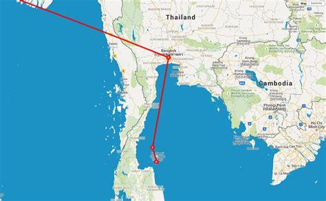 Fast Boat Phuket To Koh Samui by Koh Samui