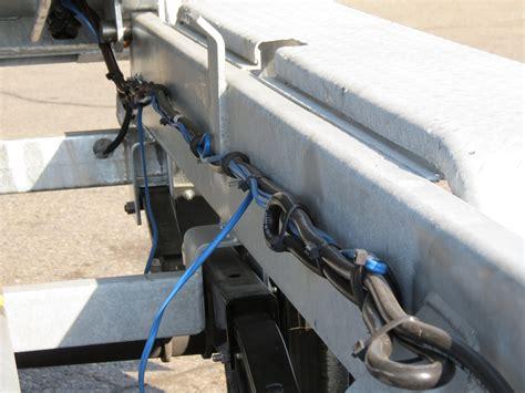 Trailer Wiring Lighting Troubleshooting Maintenance