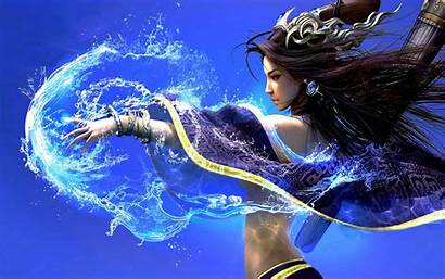 Witch Witches Magic Fantasy Spell Asian Wallpapers