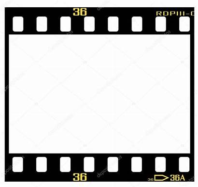 Film Frame Slide Vector Illustration 35mm