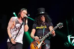 Myles Kennedy Discusses Slash Reuniting With Guns N' Roses