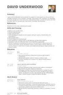 objective for social work resume exles resume sle social worker resume exle social work resume bsw sle social worker