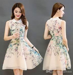 Floral dresses for women - Dress Yp