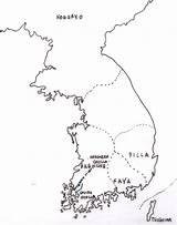 Peninsula Coloring Drawing Korean Korea Drawings Designlooter 1020 88kb Getdrawings sketch template