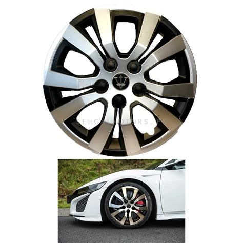 black silver wheel cover kt104mbks buy wheel cover abs black and silver 15 inches wa4 1sl