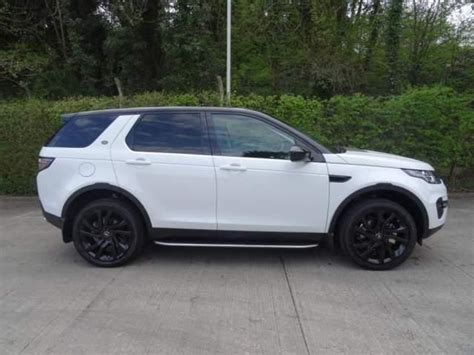 Modifikasi Land Rover Discovery Sport by Land Rover Discovery Sport 2 2 Sd4 Hse 5dr Auto Trucks