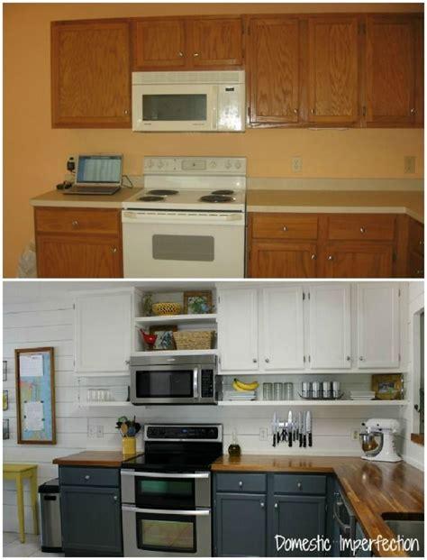 meubles de cuisine brico d駱ot les 46 meilleures images du tableau repeindre une cuisine sur cuisines meuble de cuisine et cuisine blanche