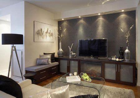 Decorating combined living spaces Condo interior design