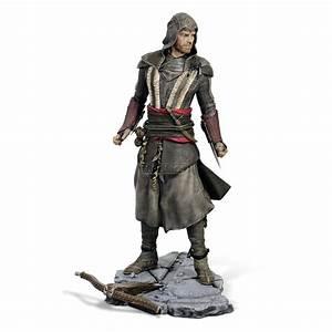 Figurine Ubisoft Assassin's Creed Fassbender Aguilar ...