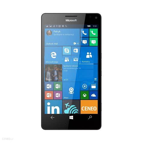 microsoft lumia 950 xl czarny ceny i opinie na ceneo pl