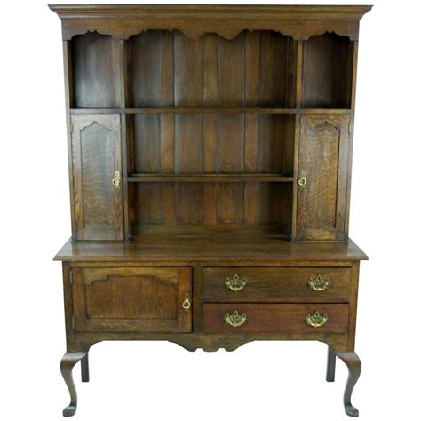 sideboard with hutch antique scottish oak dresser sideboard buffet with