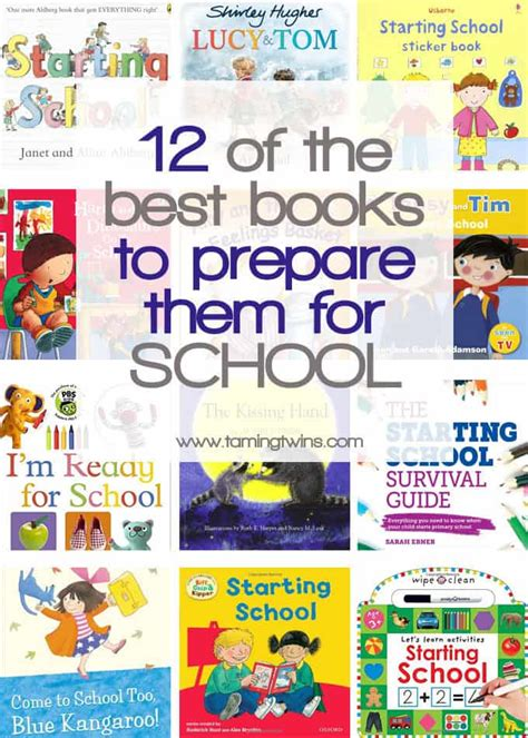 going to school books for preschoolers 12 of the best books to prepare them for school taming 984