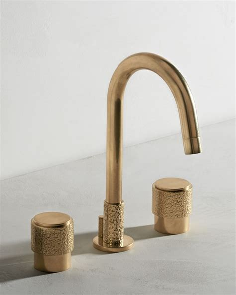 Unlacquered Brass Bathroom Faucet by 17 Best Images About Watermark Plumbing My Favorite