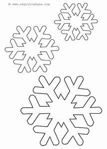 Flocon De Neige En Papier Facile Maternelle : motifs de no l esprit cabane idees creatives et ecologiques ~ Melissatoandfro.com Idées de Décoration