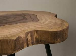 Table De Salon Bois : table basse bois achatdesign ~ Teatrodelosmanantiales.com Idées de Décoration